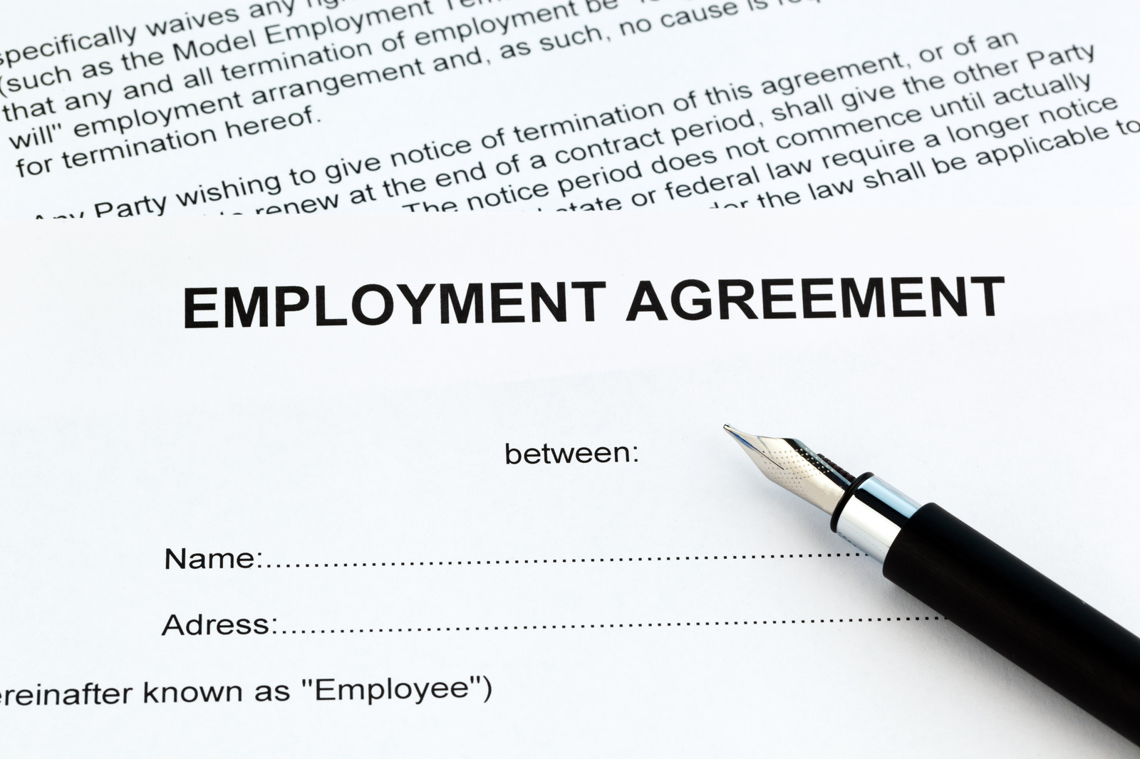 100 Notice Of Termination Of Contract Annual